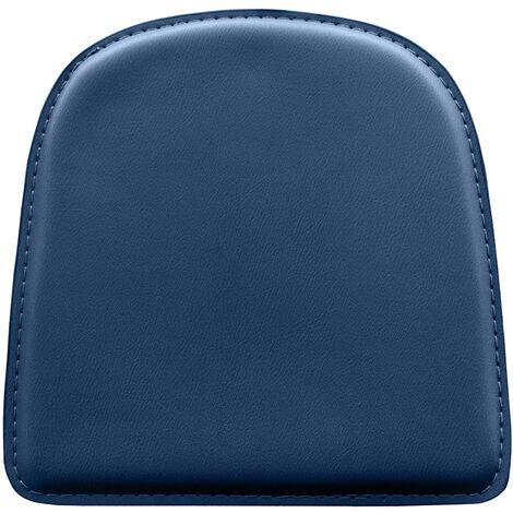 Coussin avec aimant pour chaise Tolix Style Gris
