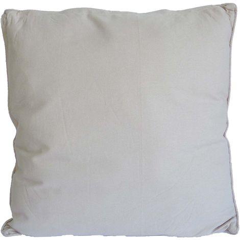 Coussin carré pour dossier de canapé 60 cm