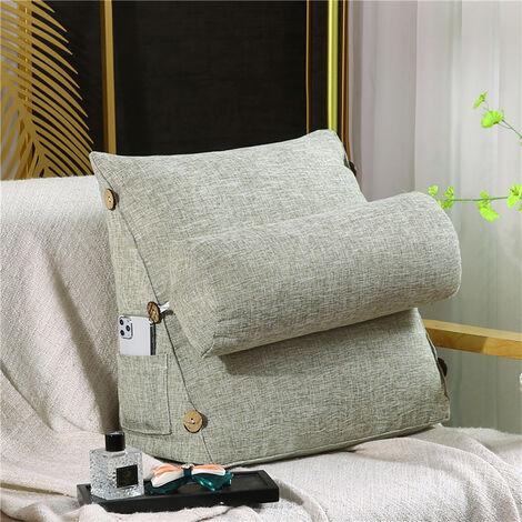 Coussin de bureau lombaire pour canapé-lit à la maison 60cm