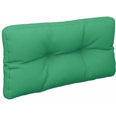 Coussin de canapé palette Vert 80x40x12 cm