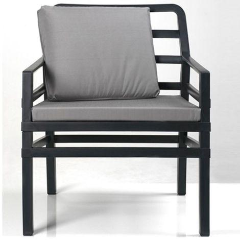 Coussin de dossier pour fauteuil de jardin ARIA 51X41 par NARDI ...