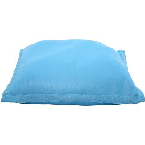 Coussin de piscine Big Bag 175 cm Bleu