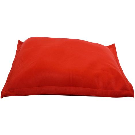 Coussin de piscine Big Bag 175 cm Rouge