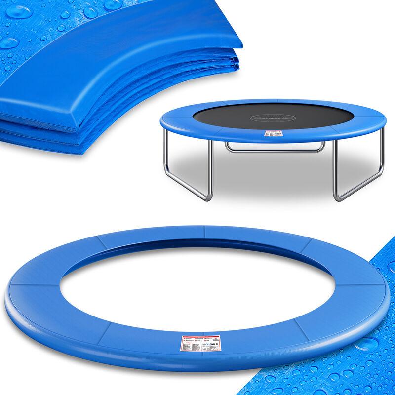 Monzana - Coussin de protection pour trampoline Cache-ressorts Accessoire trampoline Ø 183cm 244cm 305cm 366cm 427cm 366cm (de)