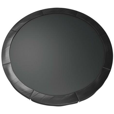 Coussin de protection des ressorts pour Trampoline 10Ft / 305 cm - Noir - PE