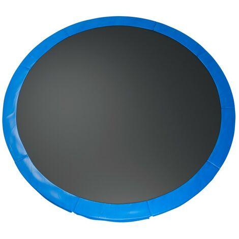Coussin de protection des ressorts pour Trampoline 12Ft / 366 cm - Bleu Ciel - PE