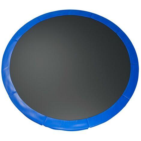 Coussin de protection des ressorts pour Trampoline 12Ft / 366 cm- Bleu Ciel - PVC - Bleu Ciel