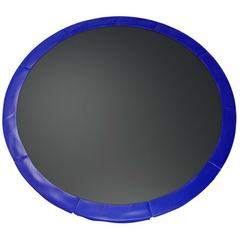 Coussin de protection des ressorts pour Trampoline 12Ft / 366 cm- Bleu Intense - PE