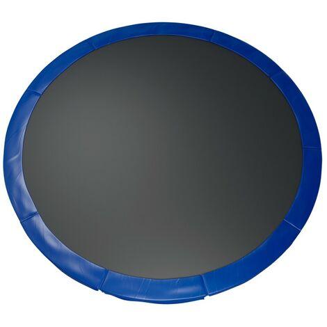 Coussin de protection des ressorts pour Trampoline 12Ft / 366 cm - Bleu Nuit - PE - Bleu Nuit