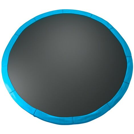 Coussin de protection des ressorts pour Trampoline 14Ft / 427 cm - Bleu Ciel - PE - Bleu Ciel
