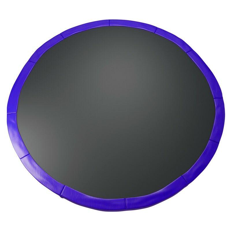 Coussin de protection des ressorts pour Trampoline 14Ft / 427 cm - Bleu Intense - PE - Bleu Intense