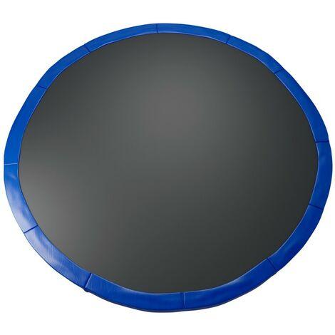 Coussin de protection des ressorts pour Trampoline 14Ft / 427 cm - Bleu Nuit - PE - Bleu Nuit