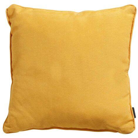 Coussin déco pour salon de jardin Panama Golden Glow 45 x 45 cm