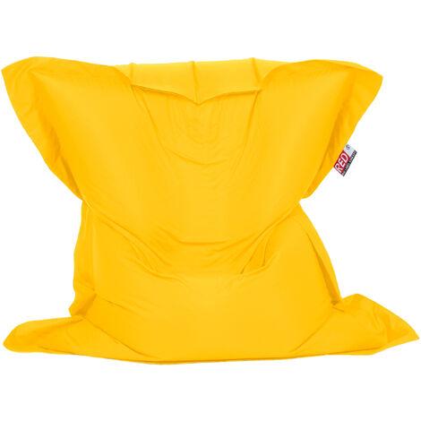 Coussin d'extérieur Snoop jaune - Jaune