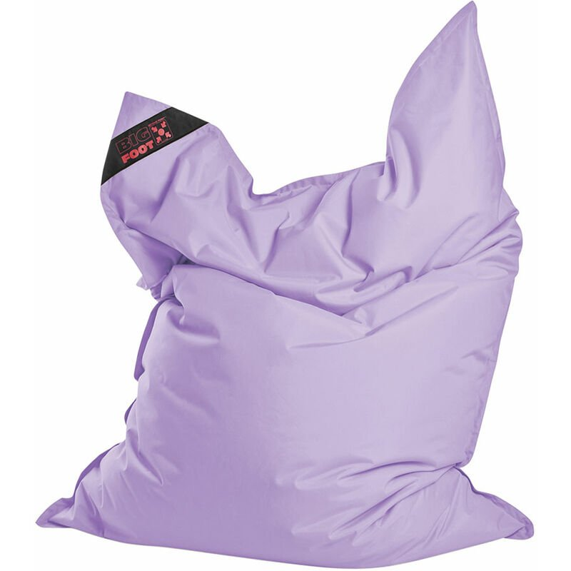 Sitting Point - Coussin géant Big Foot Lilas - Lilas