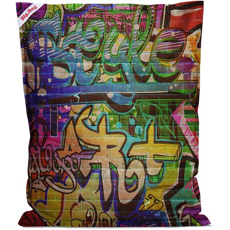 Coussin Géant The Big Bag Printed