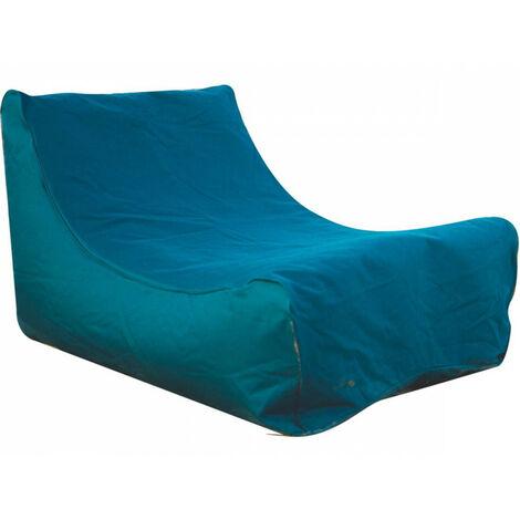 """Coussin gonflable """"Wink'Air Nap"""" - 107 x 79 x 61 cm - Bleu pour votre piscine"""