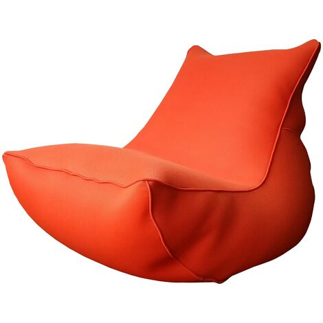Coussin lounge Mirissa orange