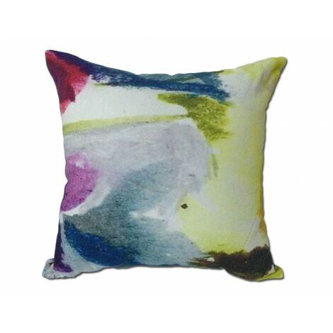 Coussin motif peinture 45*45 - PAINTING - Multicolore