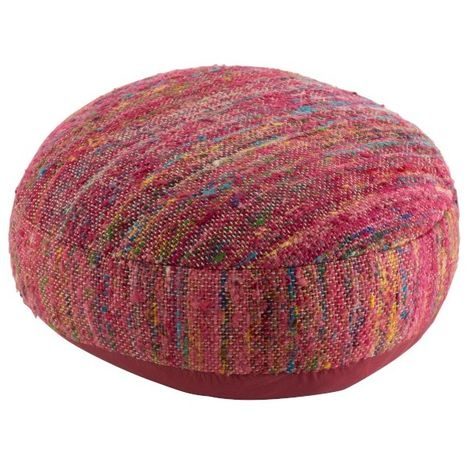 Coussin Pub Rond Polyester Mix