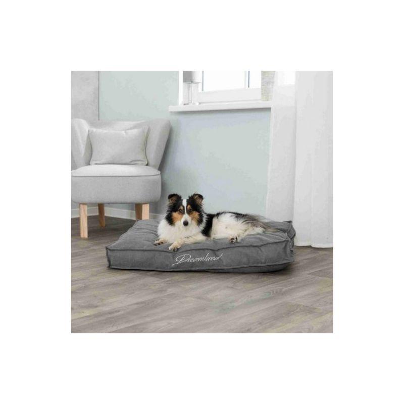 Coussin rectangulaire Dreamland pour chien Désignation : Coussin dreamland | Taille : 90 x 55 cm Trixie 37082