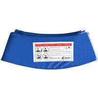 Coussin universel PVC Bleu pour trampoline de Ø 245 - 305 - 360 - 430cm