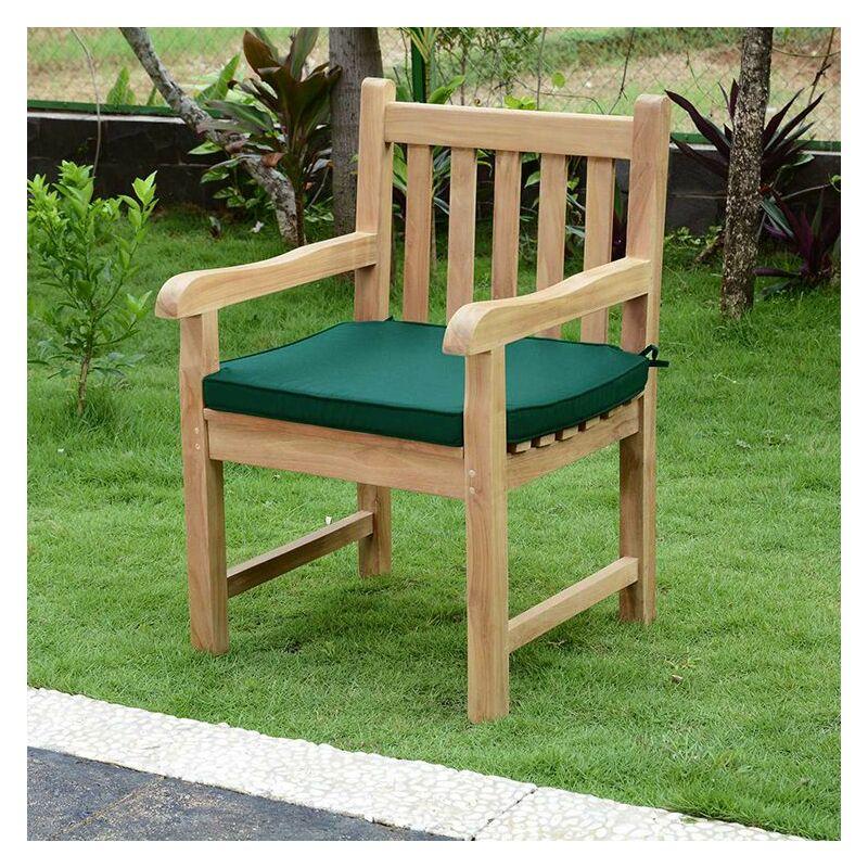 Coussin Vert pour fauteuils Boston et Brighton - Vert