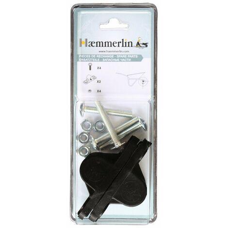 Coussinet de roue de brouette cormière vendu par 2 - Haemmerlin