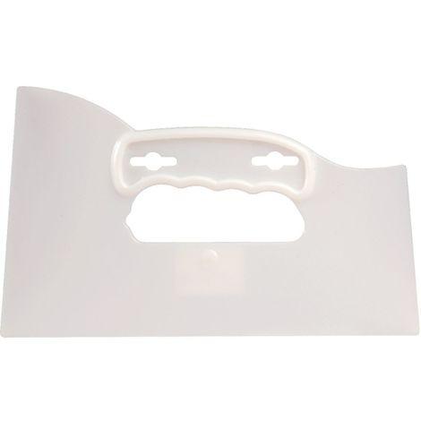 Couteau à maroufler plastique maroufleur - MAROUFLEUR PLASTIQUE - ARCANE INDUSTRIES - Marron clair - 250 mm