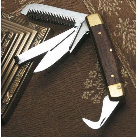 Couteau d'écurie multi-usages WALDHAUSEN