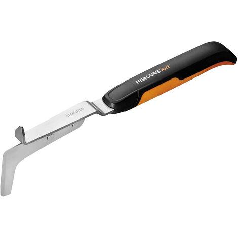 Couteau désherbeur Fiskars Xact