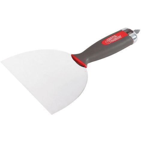 Couteau plaquiste avec embout de vissage 15 cm - l'outil parfait