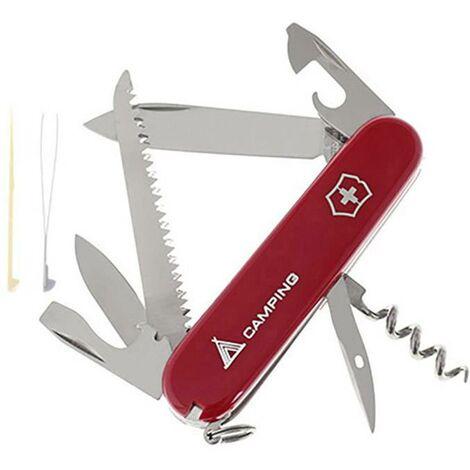 Couteau suisse Victorinox Camper 1.3613.71 Nombre de fonctions 13 rouge 1 pc(s) Y066731