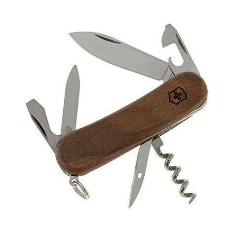 Couteau suisse Victorinox EvoWood 2.3801.63 Nombre de fonctions 11 bois 1 pc(s) Y066971