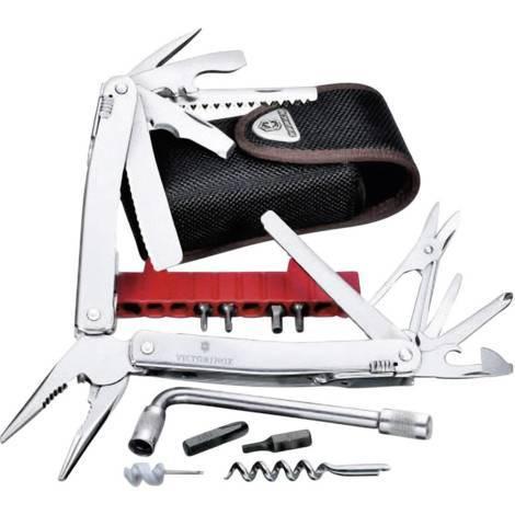 Couteau suisse Victorinox SwissTool Spirit Plus I 3.0238.N Nombre de fonctions 38 acier inoxydable 1 pc(s) W96384