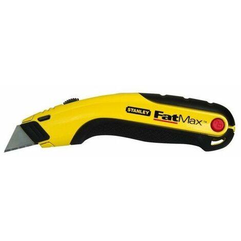 Couteaux a lame retractable fatmax avec 5 lame carbide