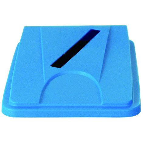 COUVERCLE bleu papier collecteur 60/80L