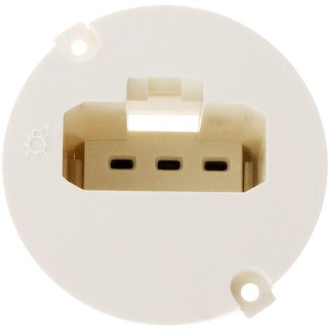 Couvercle DCL pour boîte applique Ø54 ou 80mm