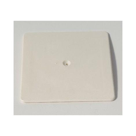 Couvercle de finition carré 130x130mm pour boite de comble Connex 100 NP EATON (MGE) CAP493219