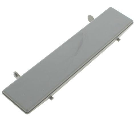 Couvercle de poignee gris pour Lave-vaisselle Ariston, Lave-vaisselle Scholtes, Lave-vaisselle Hotpoint