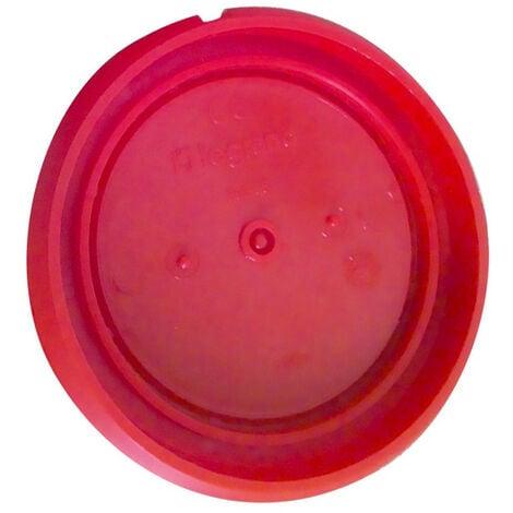Couvercle de pose pour boîte Batibox béton références 089553 ou 089555 étanche diamètre 85mm (089568)