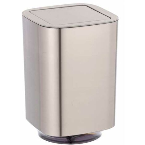 Couvercle de poubelle flexi Auron gold 5.5 ltr.