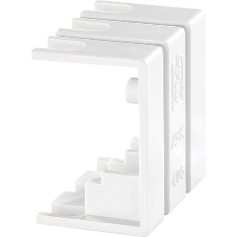 Couvercle de protection Adels-Contact 193203 blanc 1 pc(s) D27520