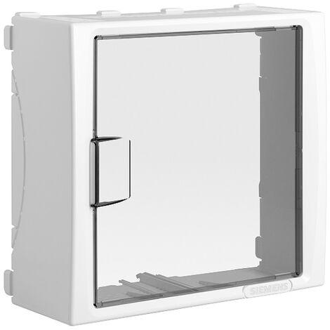 Couvercle d'habillage pour platine compteur / disjoncteur LINKY - SIEMENS