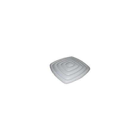Couvercle gonflable carré pour spa gonflable MSPA 6 personnes