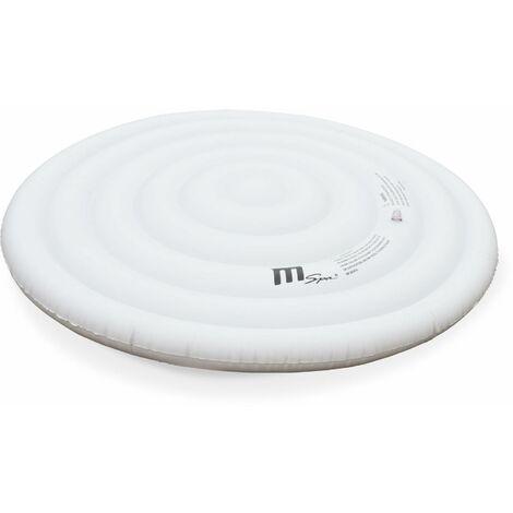 Couvercle gonflable pour spa rond 6 personnes MSPA–Ø160x27cm