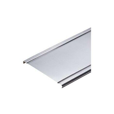 Couvercle métal CC largeur 245 BRN longueur 2m Z275 (à l'unité) GEWISS MV40186