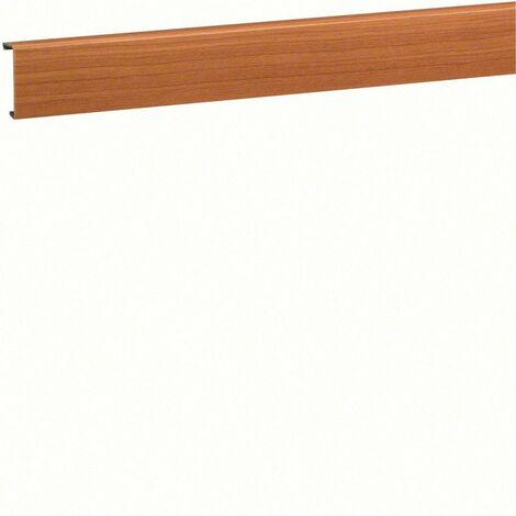 Couvercle pour plinthe SL20055 cerisier (SL200552D4)