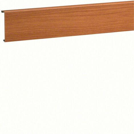 Couvercle pour plinthe SL20080 cerisier (SL200802D4)