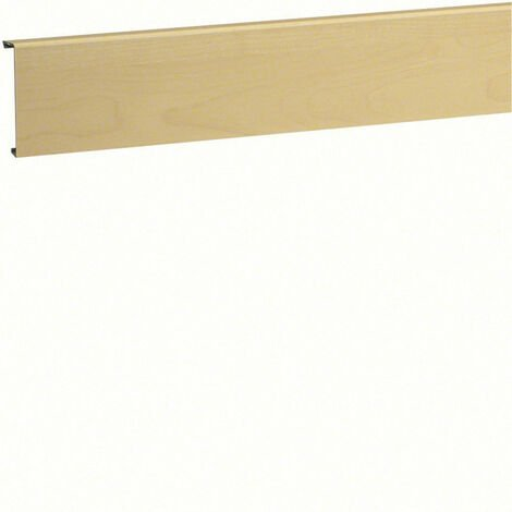 Couvercle pour plinthe SL20080 érable (SL200802D3)
